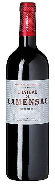 Chateau Camensac Second de Camensac 2014, 75cl. Bordeaux, Frankrig