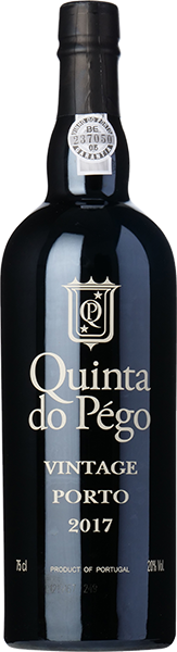 Quinta do Pégo Vintage Port 2017, 75cl. Portugal